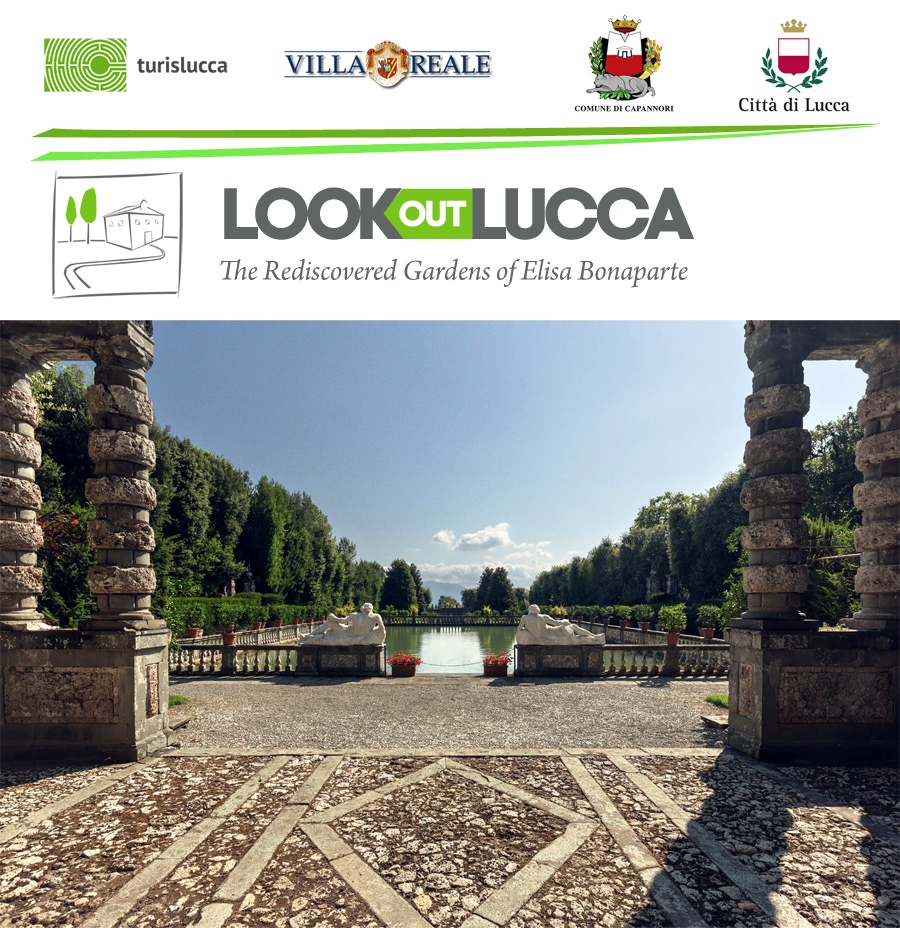 Look out Lucca - flyer