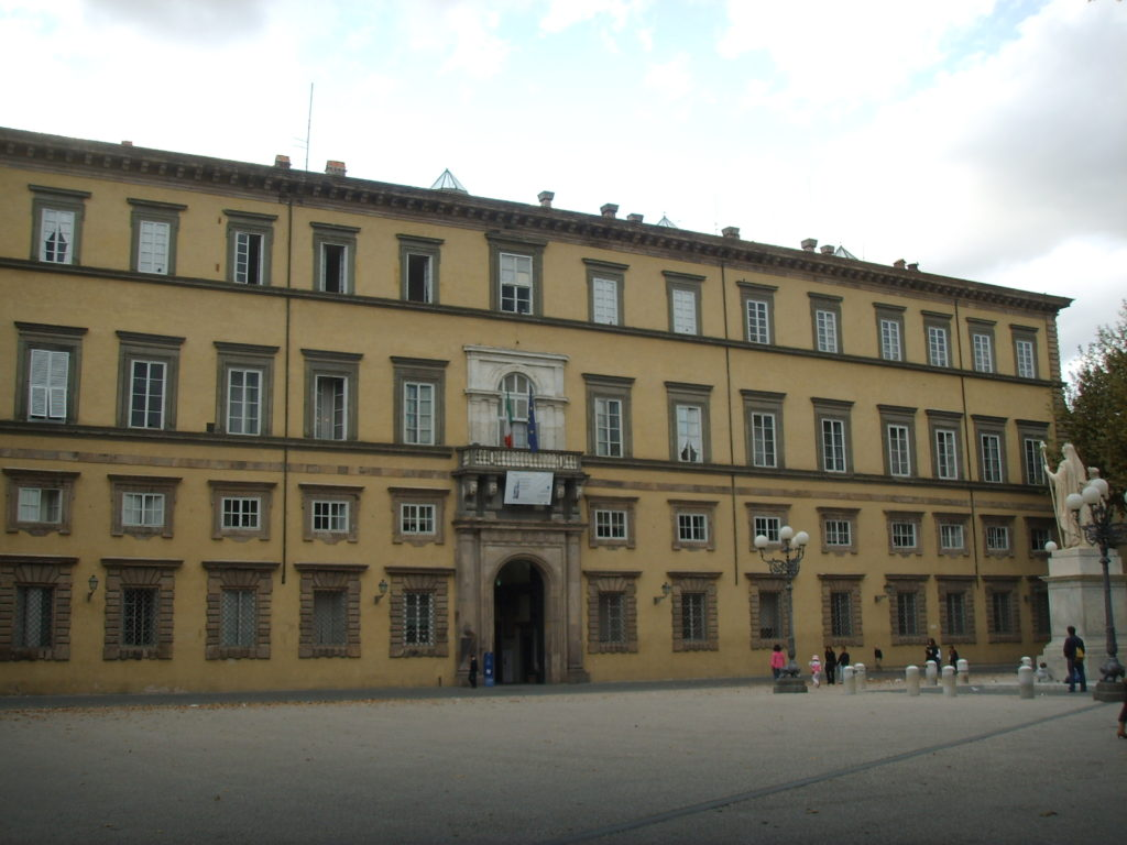 Lucca, Palazzo Ducale