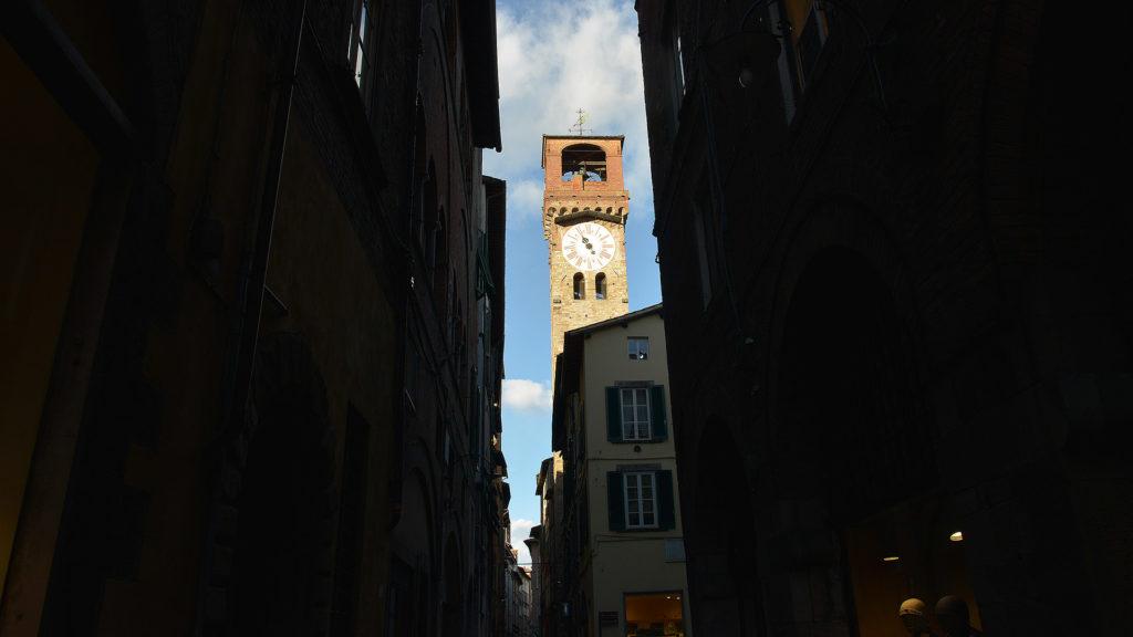 Torre delle Ore - Lucca