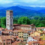 Lucca landscape