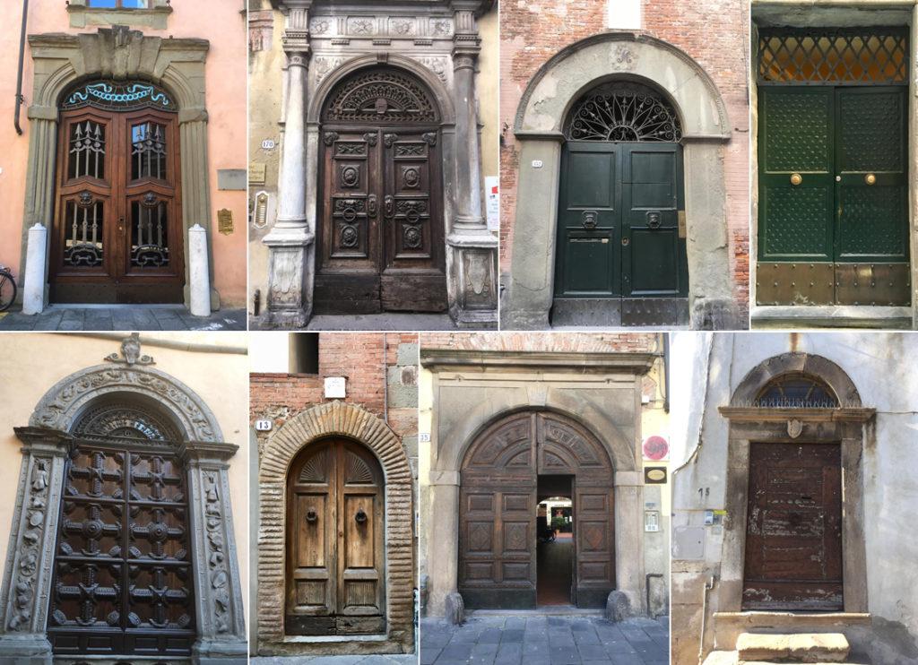 Lucca doors